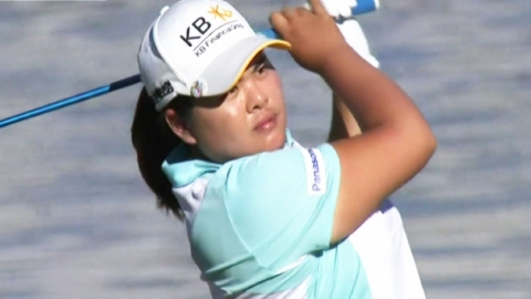 박인비, LPGA '명예의 전당' 예약