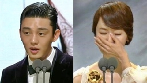 올해 '청룡' 주인공은 유아인·이정현…작품상에 '암살'