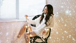 태티서, 서현 이미지 공개…크리스마스의 여신