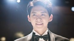 동호, 결혼식 본식 사진 공개…새신랑의 행복한 미소