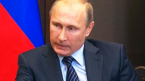 러시아에 손 내미는 터키…묵묵부답 러시아