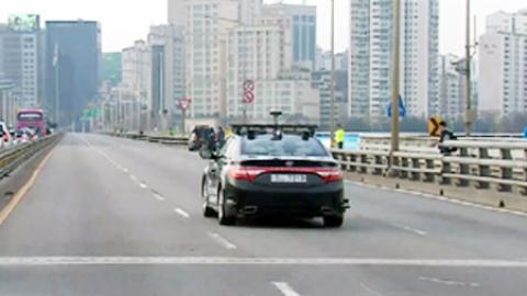 판교에 자율주행차 전용 도로 조성 추진