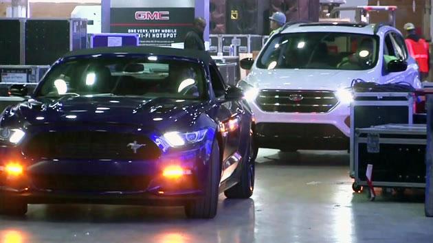 디트로이트 모터쇼 오늘 개막...'고급차 경연'