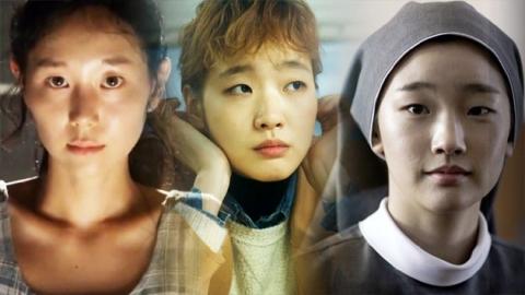 새해 여배우 3인방 '김고은 박소담 이유영'