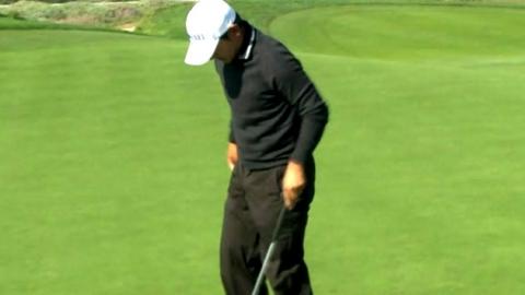 강성훈, PGA 첫 우승 도전…공동 선두