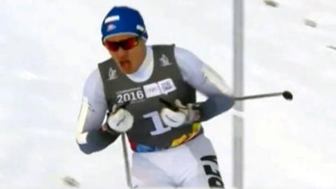 크로스컨트리 김마그너스, 동계유스올림픽 금메달