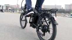 전기자전거, 자전거도로 주행 허용