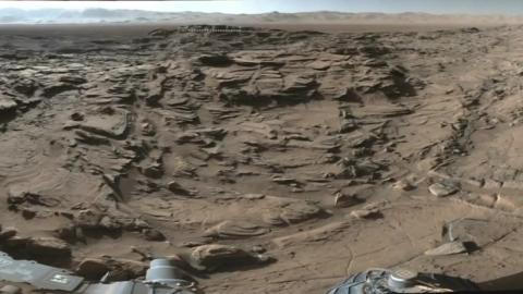 NASA, 화성 표면 파노라마 사진 공개