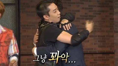 16년만에 고지용과 재회한 젝스키스 다섯 멤버들의 반응