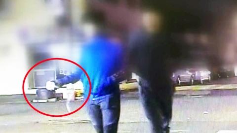 경찰, 택시기사로 변신…'분실 휴대전화 찾아라'