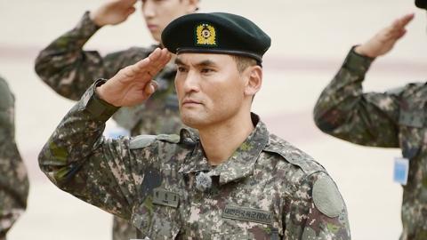 '진짜사나이' 동반입대 편 사진 대방출…박찬호, 군인 포스