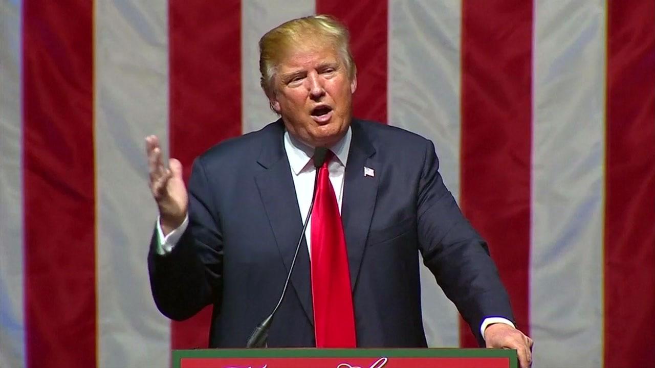 """[속보] 美공화 """"트럼프가 당의 대선후보"""" 공식 선언"""