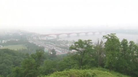 중국 스모그 유입...전국 미세먼지 '주의'