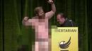 미국 자유당, 전당대회에서 '누드 댄스' 논란