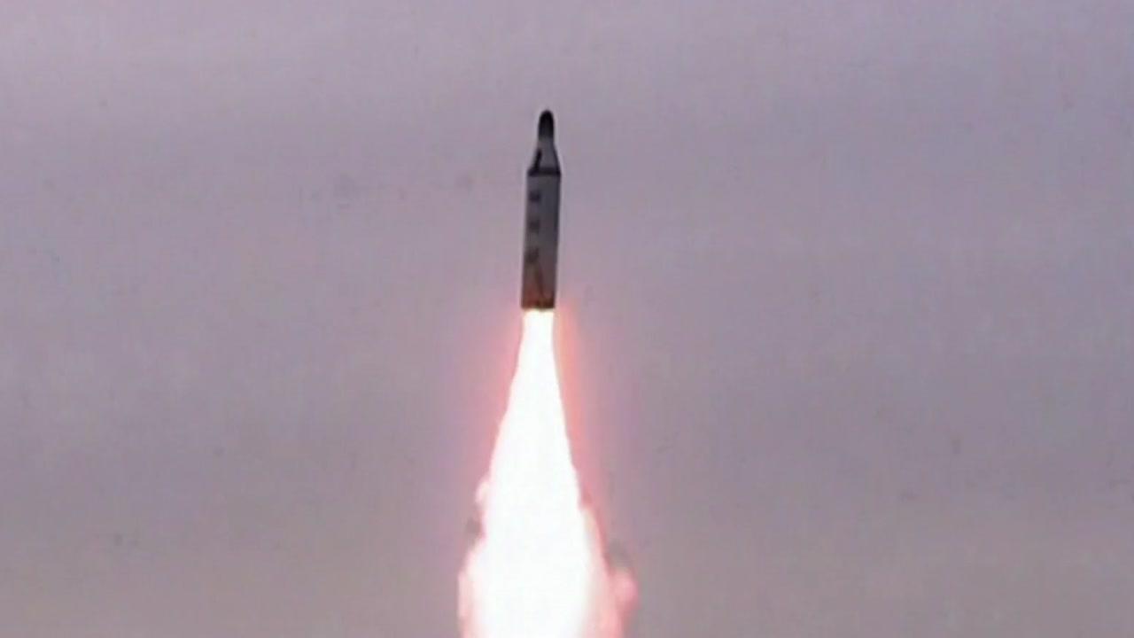 北, 무수단 미사일 2시간 만에 또 발사