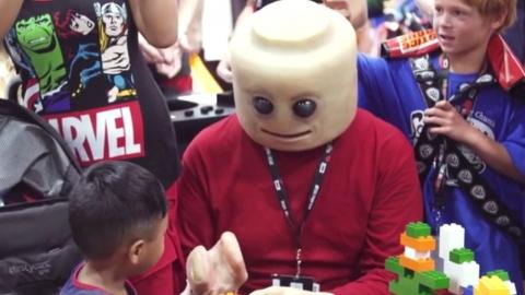 """""""레고가 맞긴 맞는데…"""" 현실에 등장한 레고"""