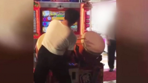 [영상] '신의 경지' 오락실에 등장한 게임 달인