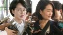 박선숙·김수민 의원, 2번째 영장실질심사 출석