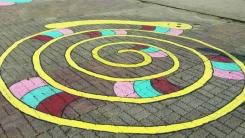 [좋은뉴스] 아이들의 놀이공간을 위한 '놀이 길'