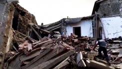 이탈리아 6.2 지진에 20여 명 사망...구조 난항