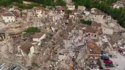 이탈리아, 잇단 여진에 구조 지연...사망자 급증 우려