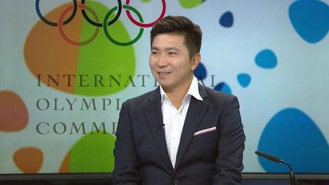 '탁구 신동'에서 '스포츠 대통령'으로…유승민 IOC 선수위원