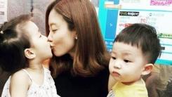[★한컷] 오직 아이들 생각뿐이었을 '엄마 이지현'