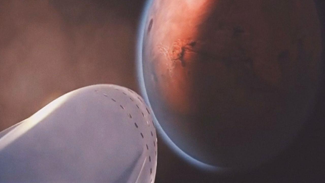 """""""2022년부터 화성에 인류 이주 시작"""""""