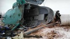 러시아에서 헬기 추락...19명 사망