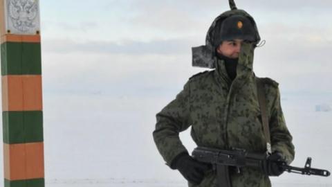 북극에서 나치의 비밀 군기지가 발견됐다?