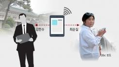 """[YTN 실시간뉴스] """"태블릿 PC, 靑 선임행정관 옛 회사 소유"""""""