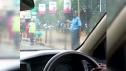 케냐 美 대사관 주변 괴한 흉기 난동...경찰 총격에 사망