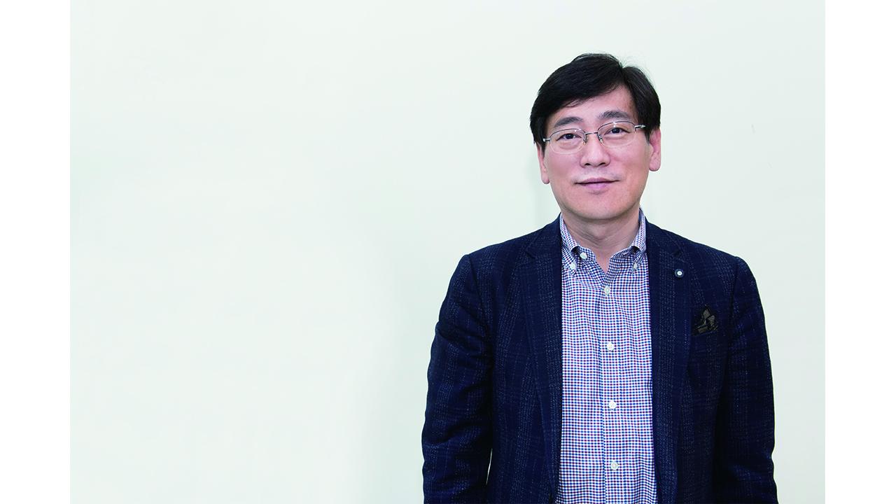 """[리더스인터뷰]""""창조와 융합, 경기북부 산업활성화 기여할 것""""임영문 경기대진테크노파크 원장"""