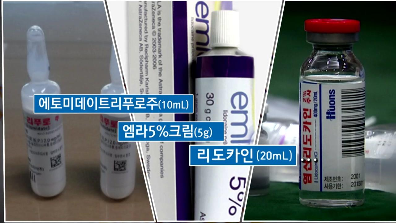 청와대 구입 의약품 323종 공개 '일파만파'