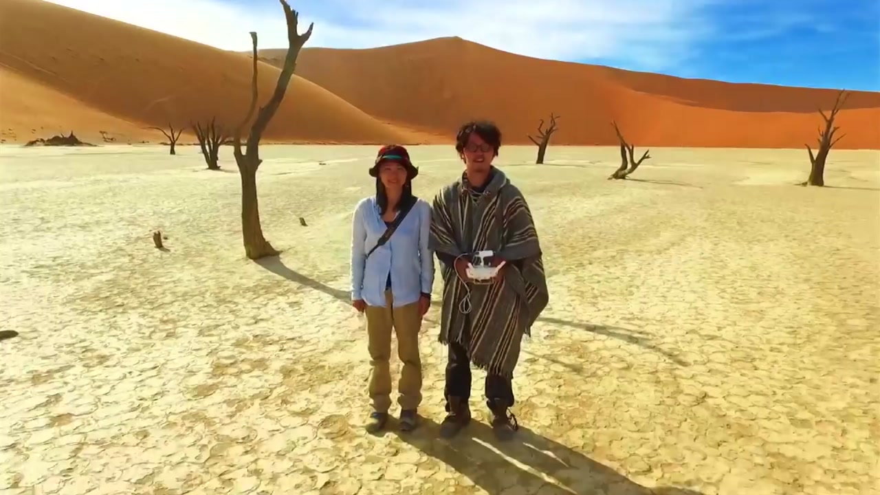 [영상] 드론으로 기록한 400일간의 신혼 여행기