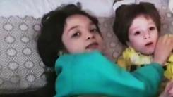 """알레포 7살 소녀 """"무사해요"""""""