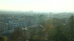 파리 올겨울 대기오염 10년 새 최악...연이틀 차량 2부제