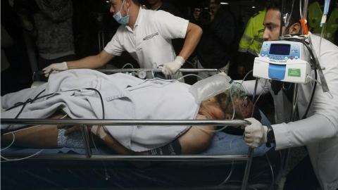 비행기 사고에서 살아남은 브라질 축구선수의 근황