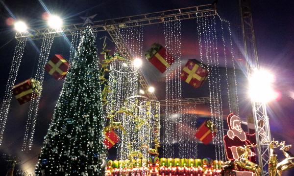 [포토에세이-호주 멜버른] 산타 선물이 필요해!