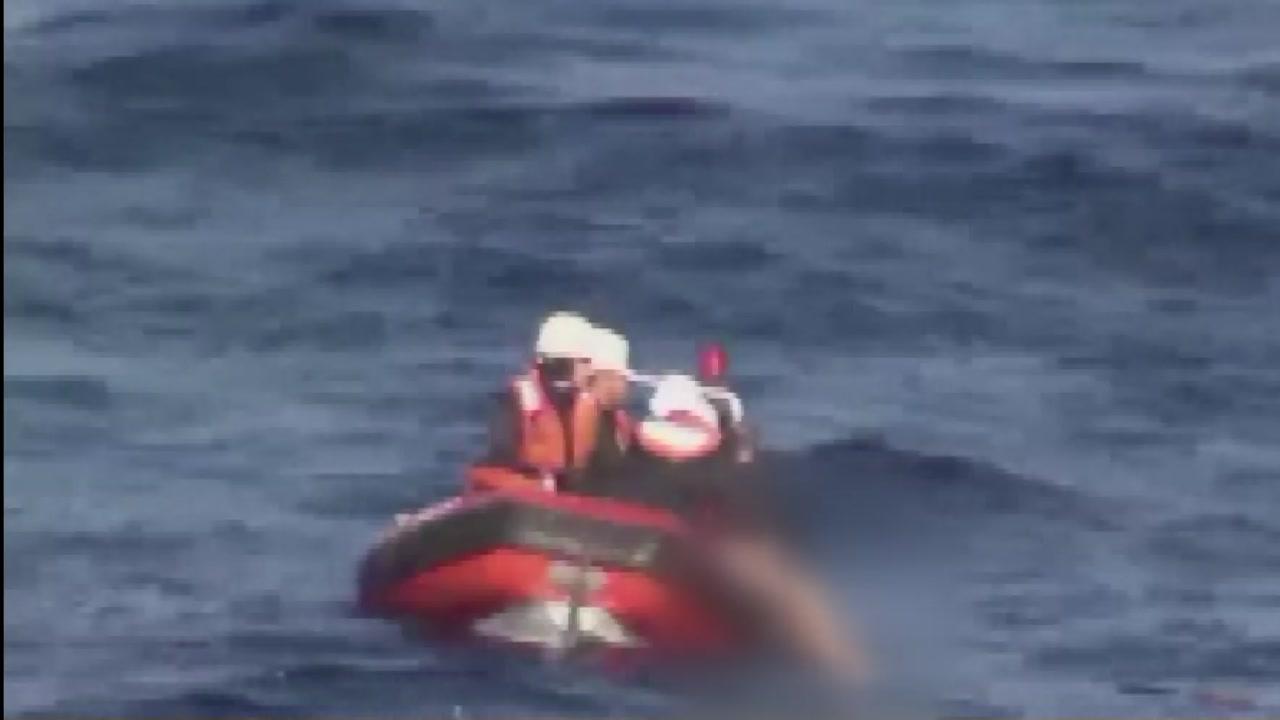 포항 앞바다 어선 충돌...2명 사망, 4명 실종