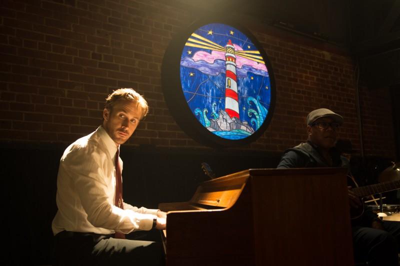 아카데미서 라이언 고슬링이 직접 피아노를 친다면?