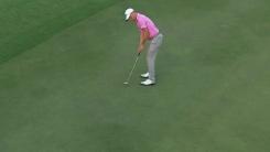 토머스, PGA 54홀 최소타 타이기록