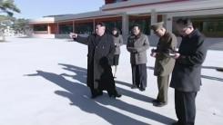 김정은 또 '절뚝'...주민 감성 자극하며 ICBM 발사위협