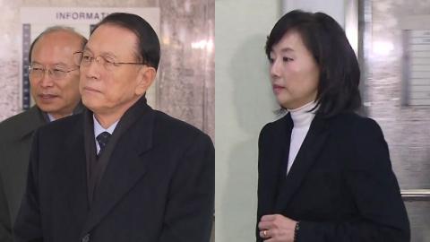 김기춘·조윤선 영장…'블랙리스트'도 정점