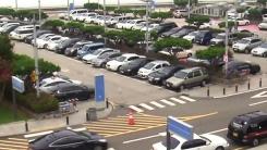 설 연휴 기간 무료로 개방되는 주차장 위치는?