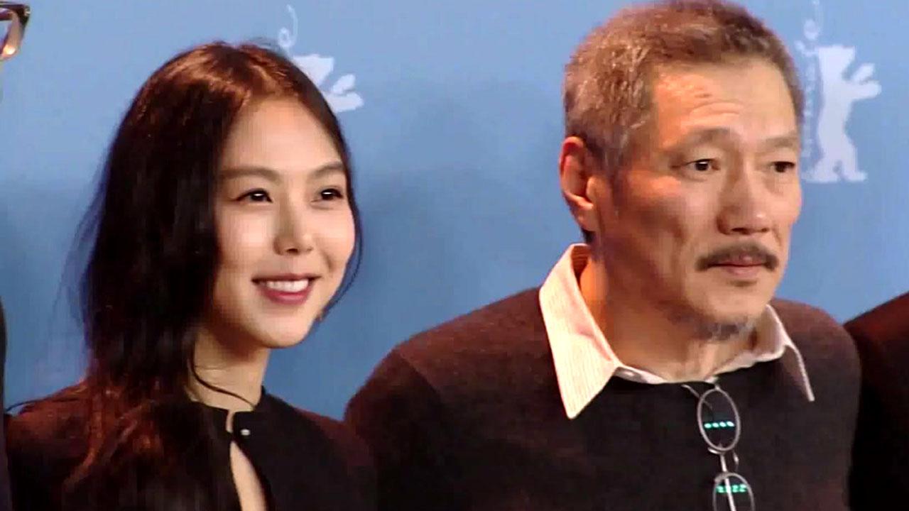 홍상수 신작 '밤의 해변...' 베를린 영화제서 호평