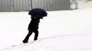 [날씨] 중부 진눈깨비, 남부 비...우산 준비하세요