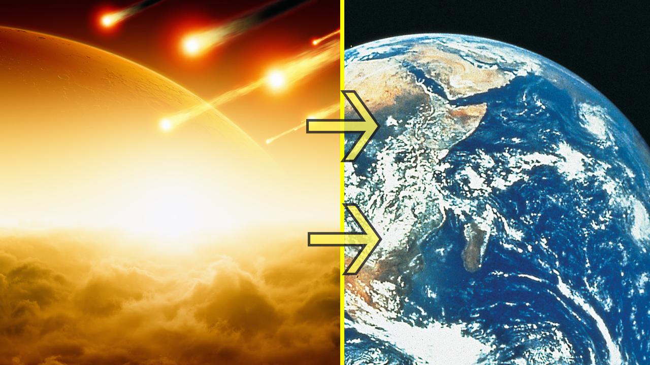 화성을 지구처럼 바꾸는 어마어마한 방법