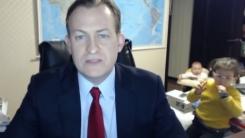 """[영상] """"탄핵이고 뭐고 아빠가 좋아!"""" BBC 생방송 사고"""