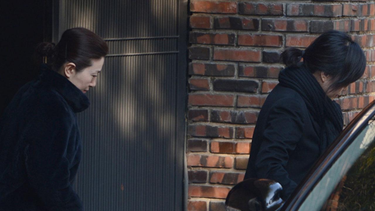 주말 동안 삼성동 다녀간 '세월호 키맨'들
